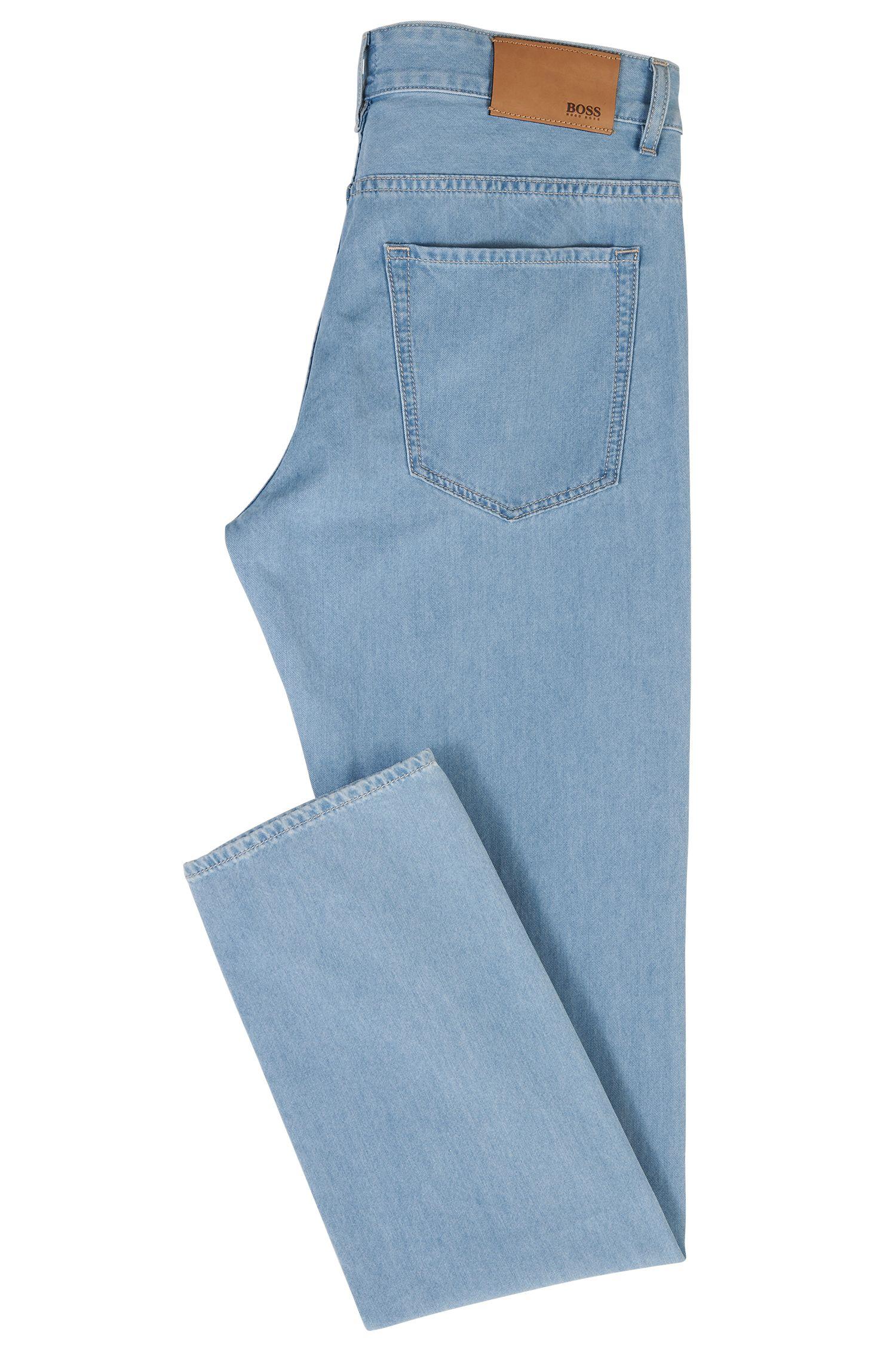 Cotton Cashmere Pant, Slim Fit | Delaware