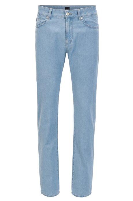 Cotton Cashmere Pant, Slim Fit   Delaware
