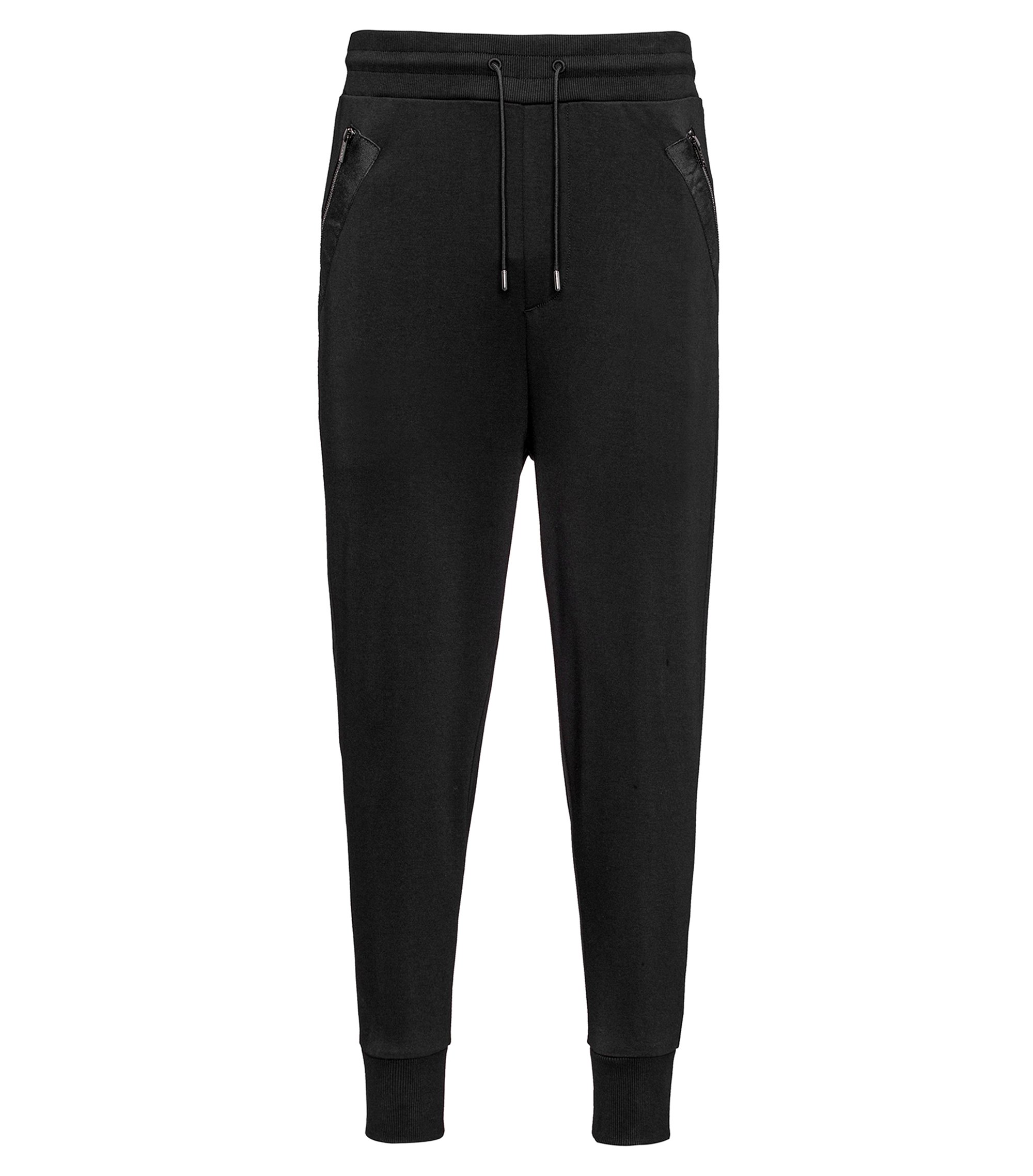 Cotton Sweatpant | Daring, Black
