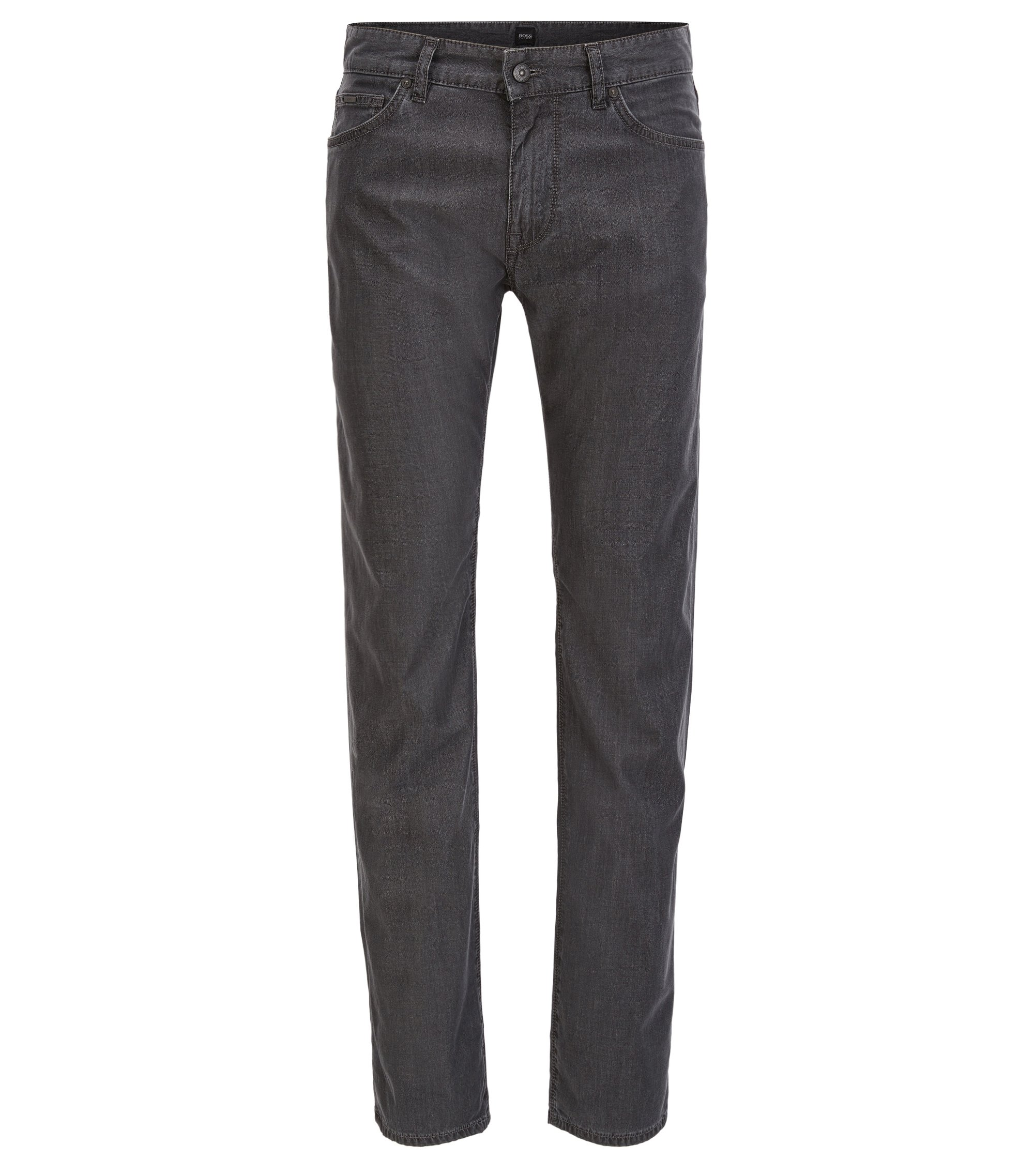 Stretch Jean, Regular Fit | Maine, Charcoal