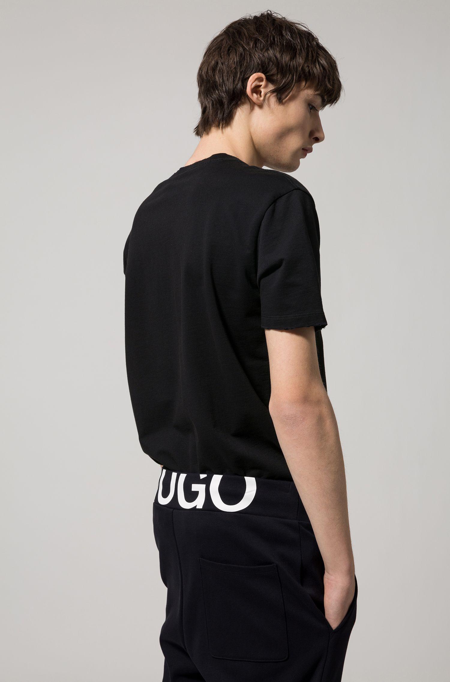Logo-Print Sweatpant | Duros, Black