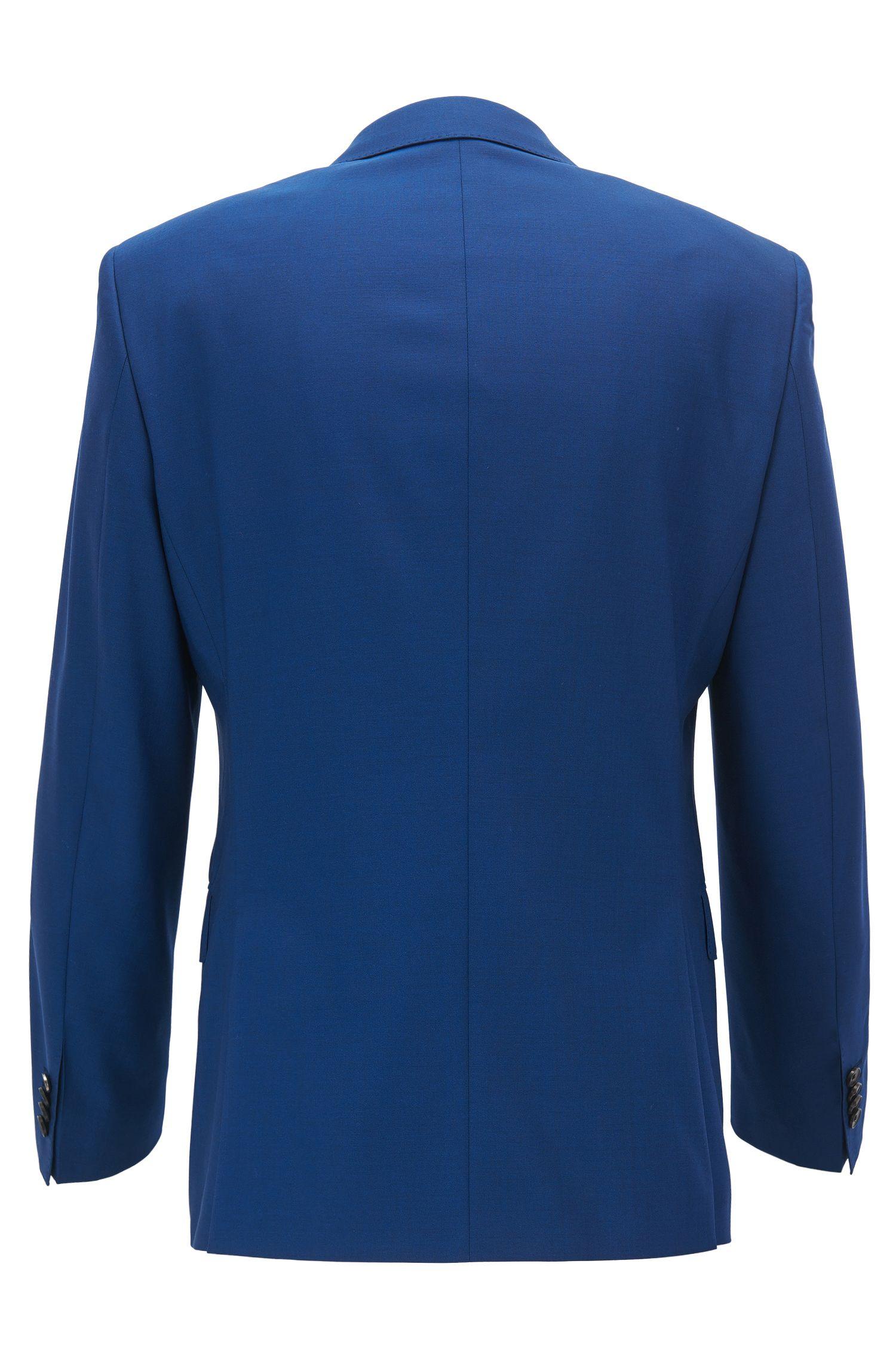 Virgin Wool Suit, Slim Fit | Huge/Genius