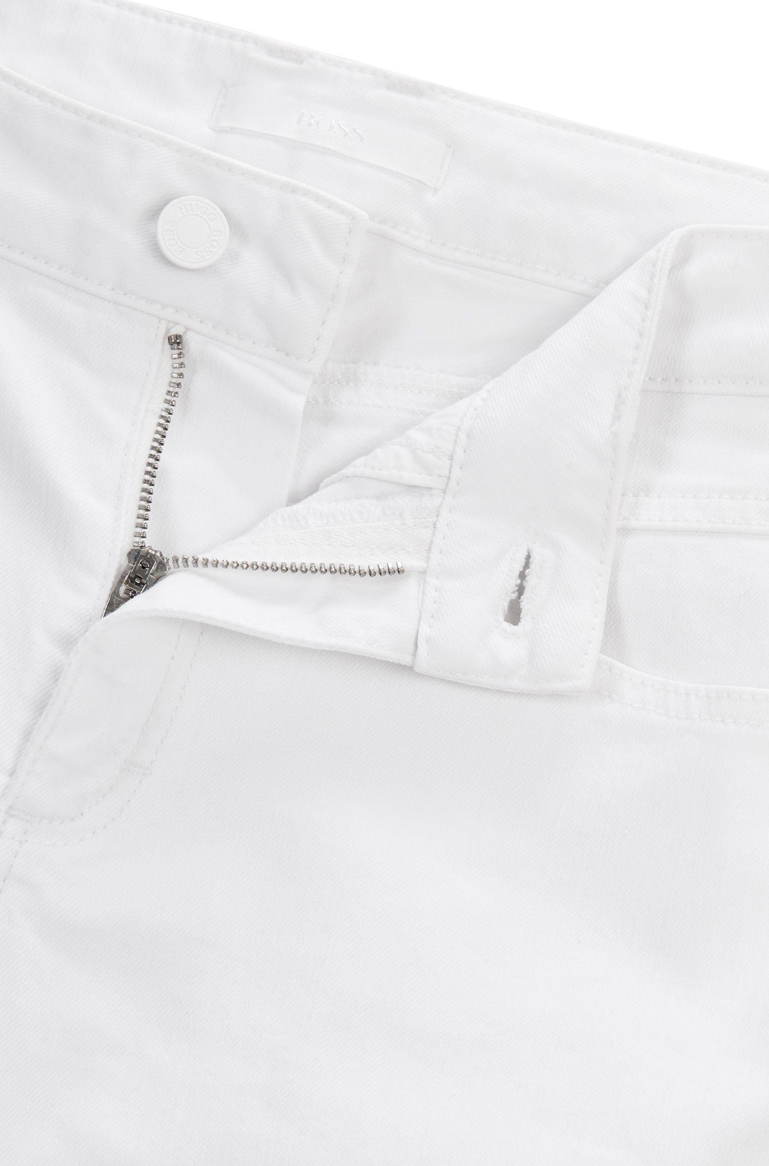 Streth Cotton Jean | Nelin
