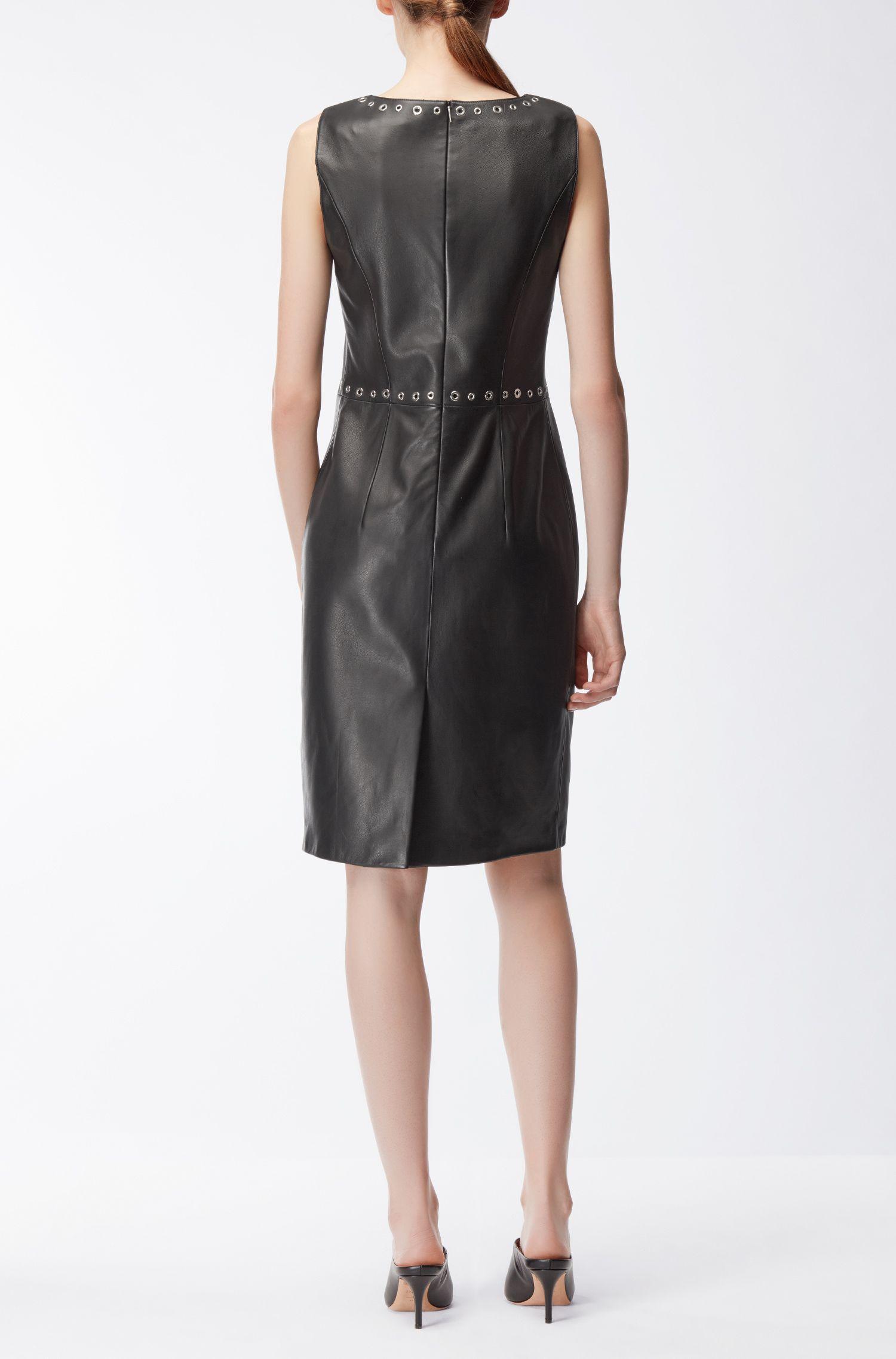 Leather Dress | Syrix