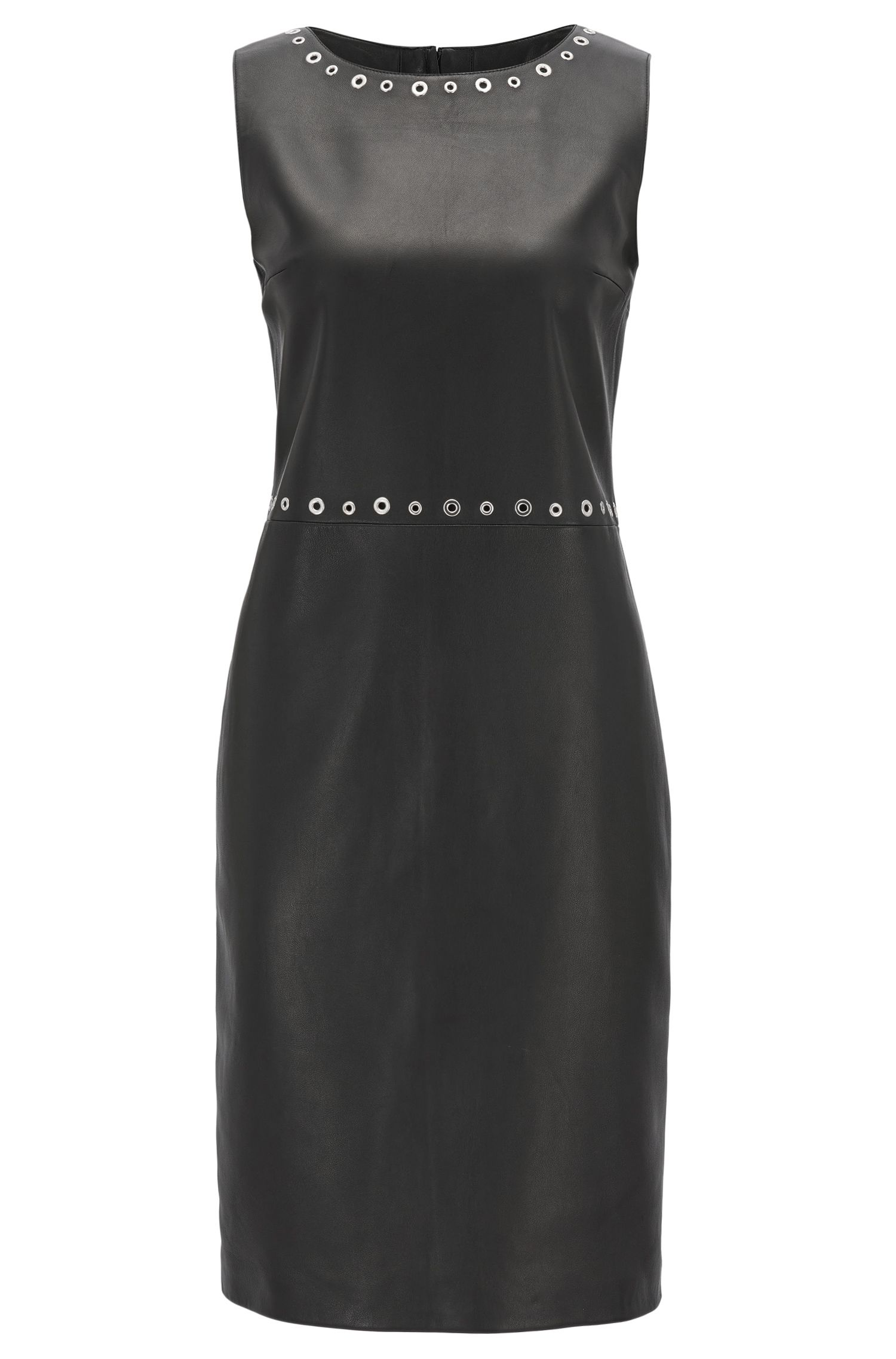 Leather Dress | Syrix