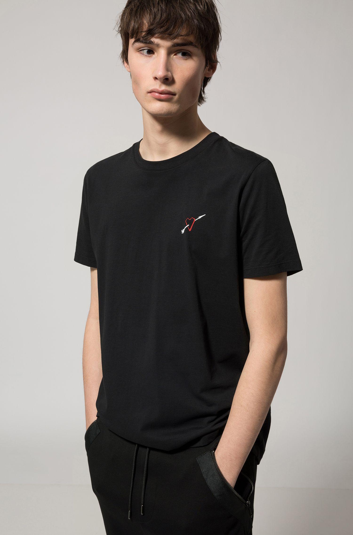 Cotton Graphic T-Shirt | Dalentine