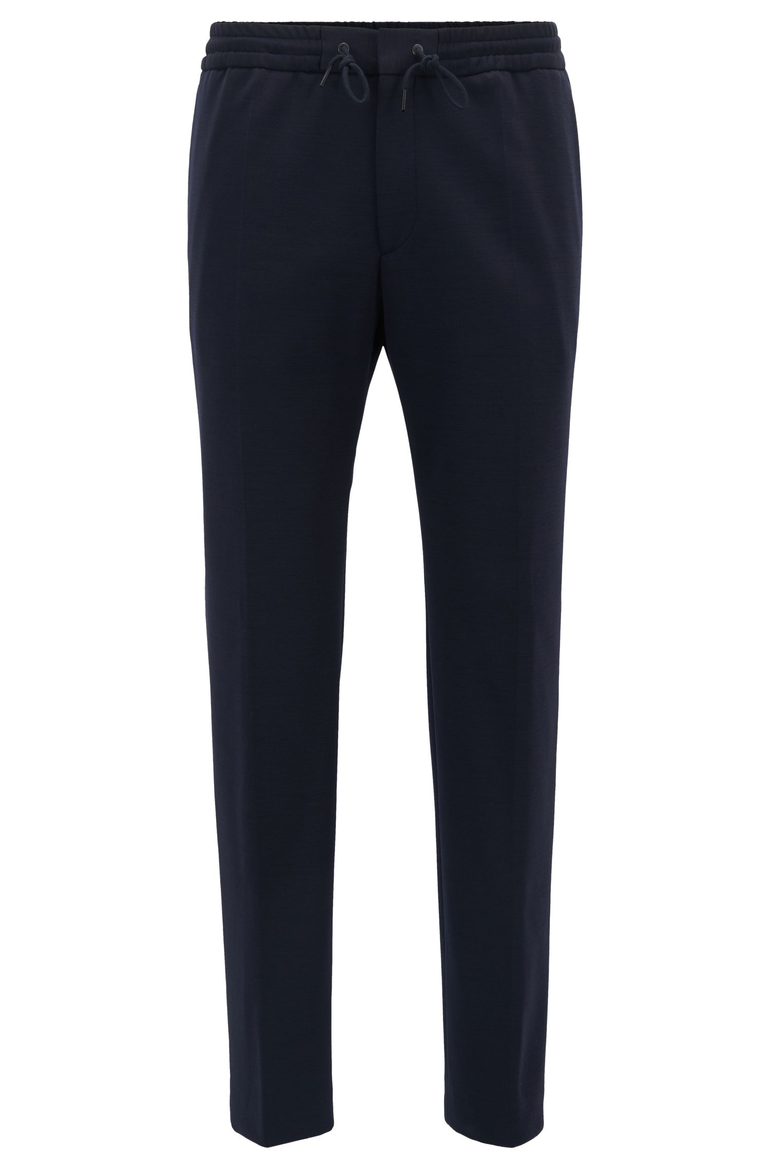 Stretch Dress Pant, Slim Fit | Banks J, Dark Blue