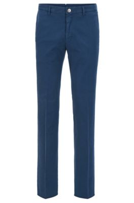 Pantalons Pour Hommes En Vente, Bleu Avio, Coton, 2017, 32 33 34 36 38 68 Soleil
