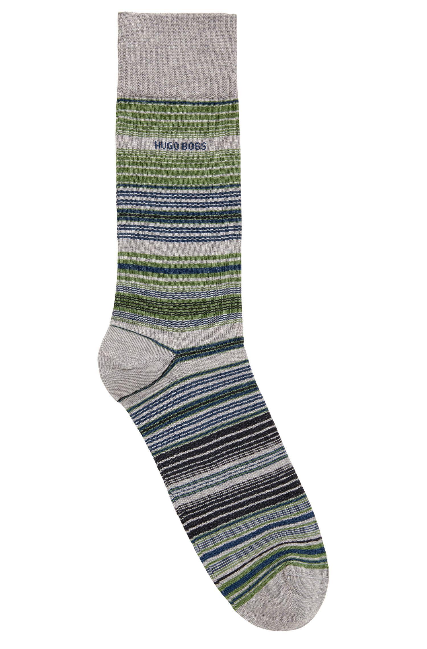 Striped Sock   RS Multistripe US MC