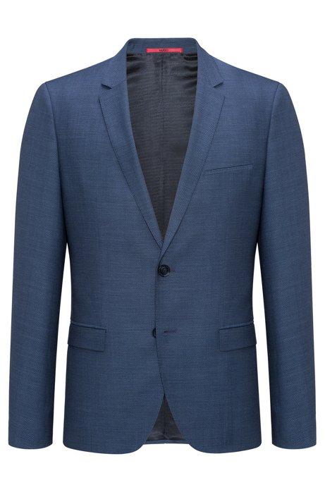 d7e666d2562 HUGO - Gingham Virgin Wool Sport Coat