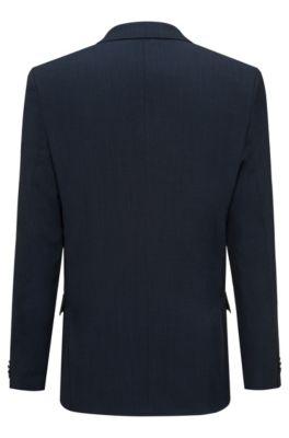 8aac9049 HUGO - Italian Virgin Wool Suit, Extra-Slim Fit | Arti/Hesten