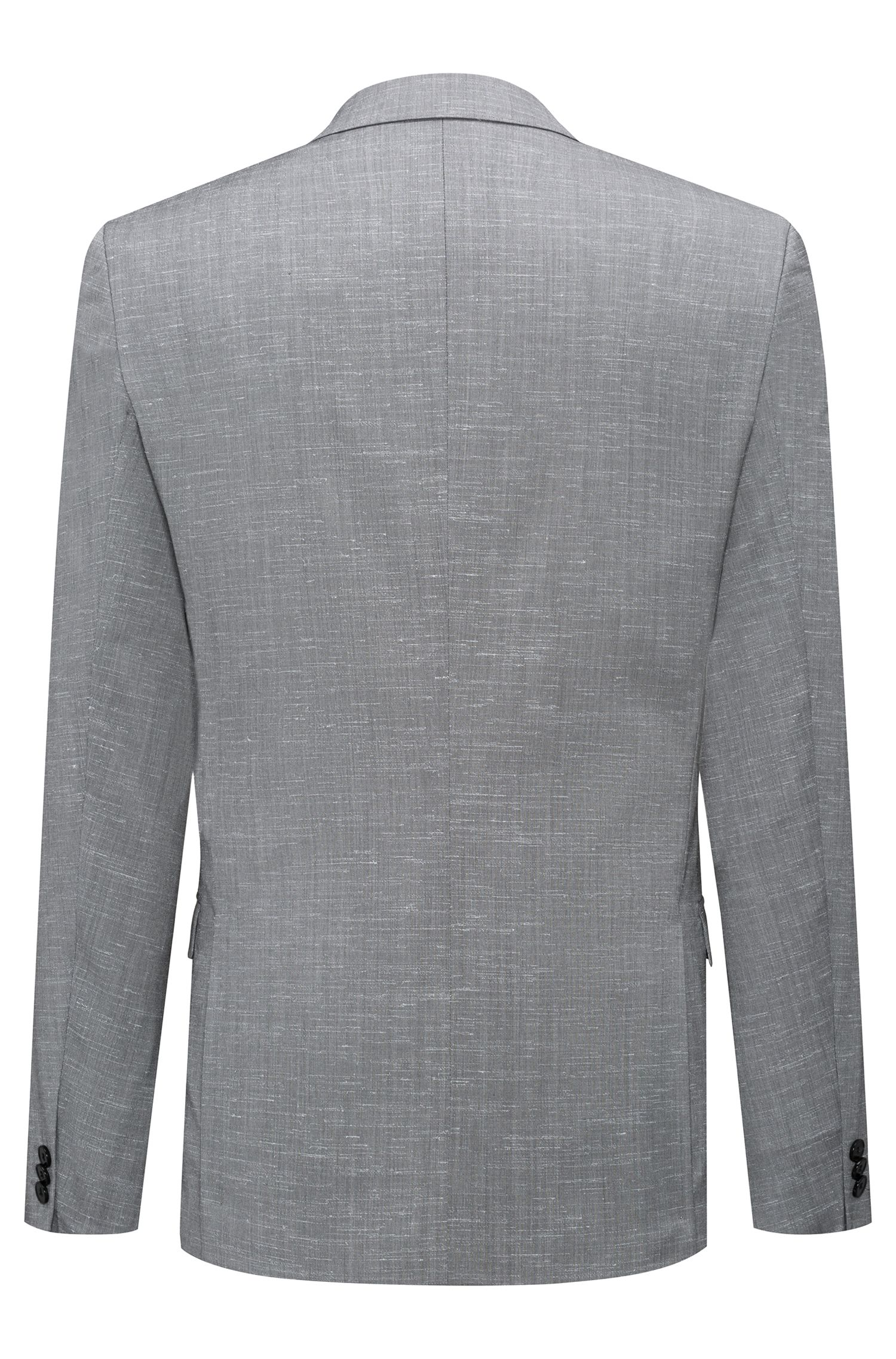 Italian Virgin Wool Suit, Extra-Slim Fit | Arti/Hesten