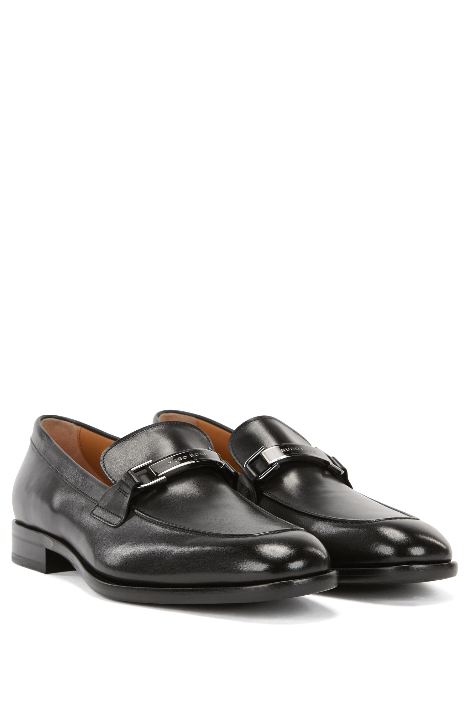 Leather Loafer | Bristol Loaf Hw