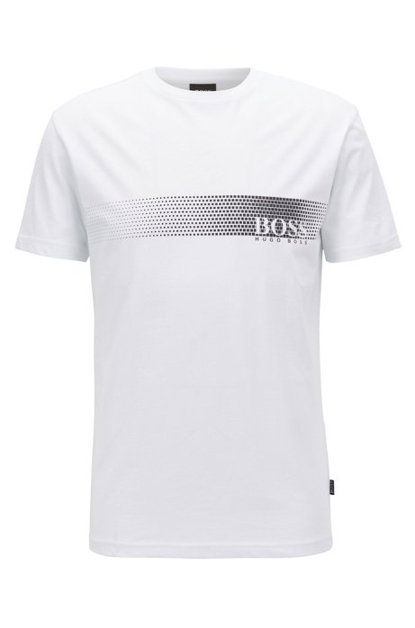 d0bc6dba Sunsafe logo T-shirt in cotton, Open White