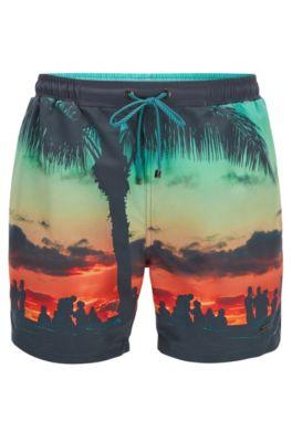 87683e4636 HUGO BOSS swim shorts for men   Designer trunks