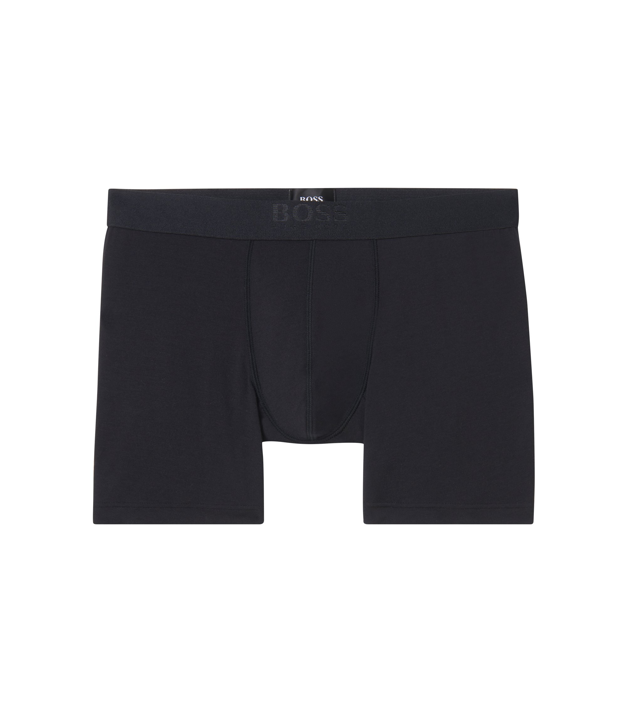 Stretch Modal Boxer Brief | Boxer Brief Modal, Black