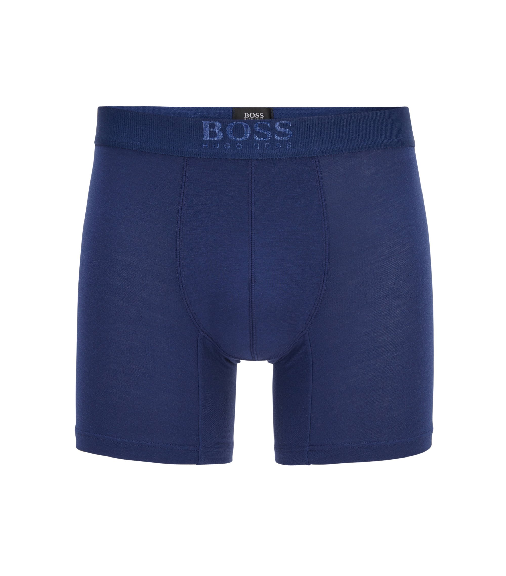 Stretch Modal Boxer Brief | Boxer Brief Modal, Blue