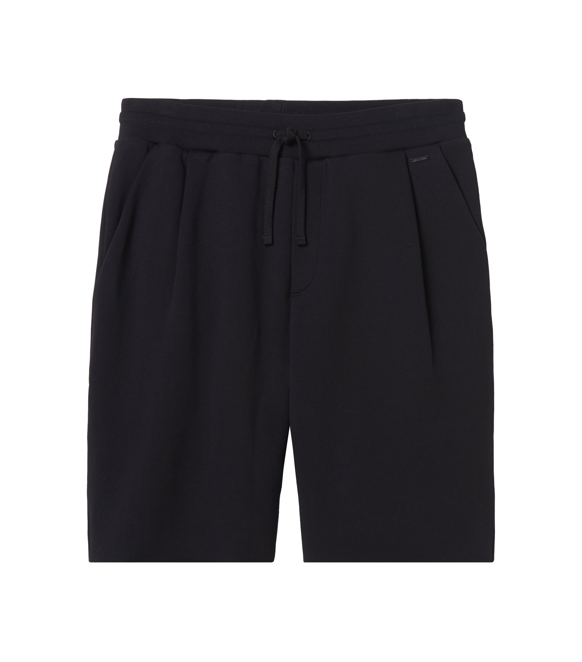 Cotton Short | Desh, Black