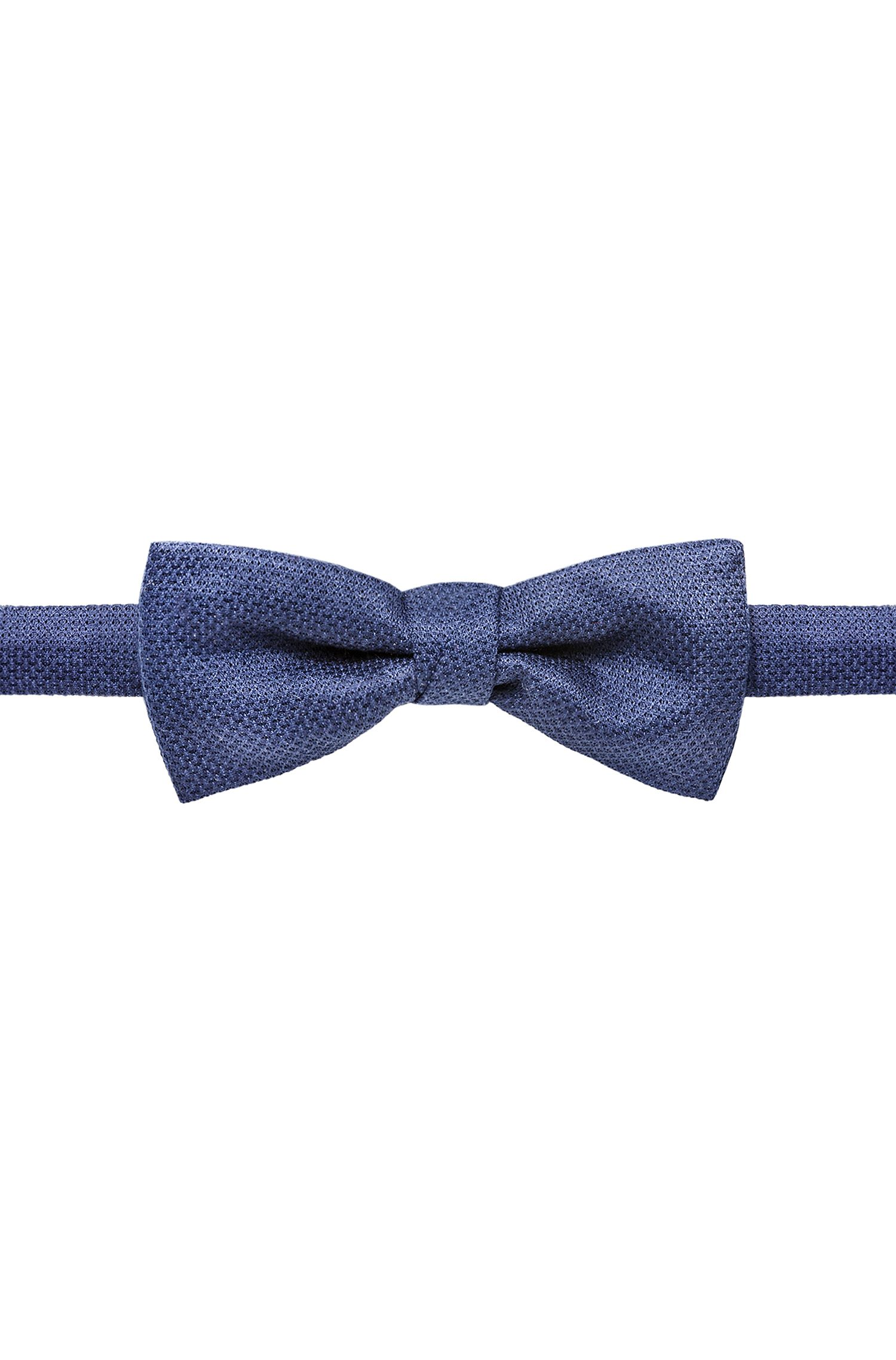 Textured Cotton Bow Tie
