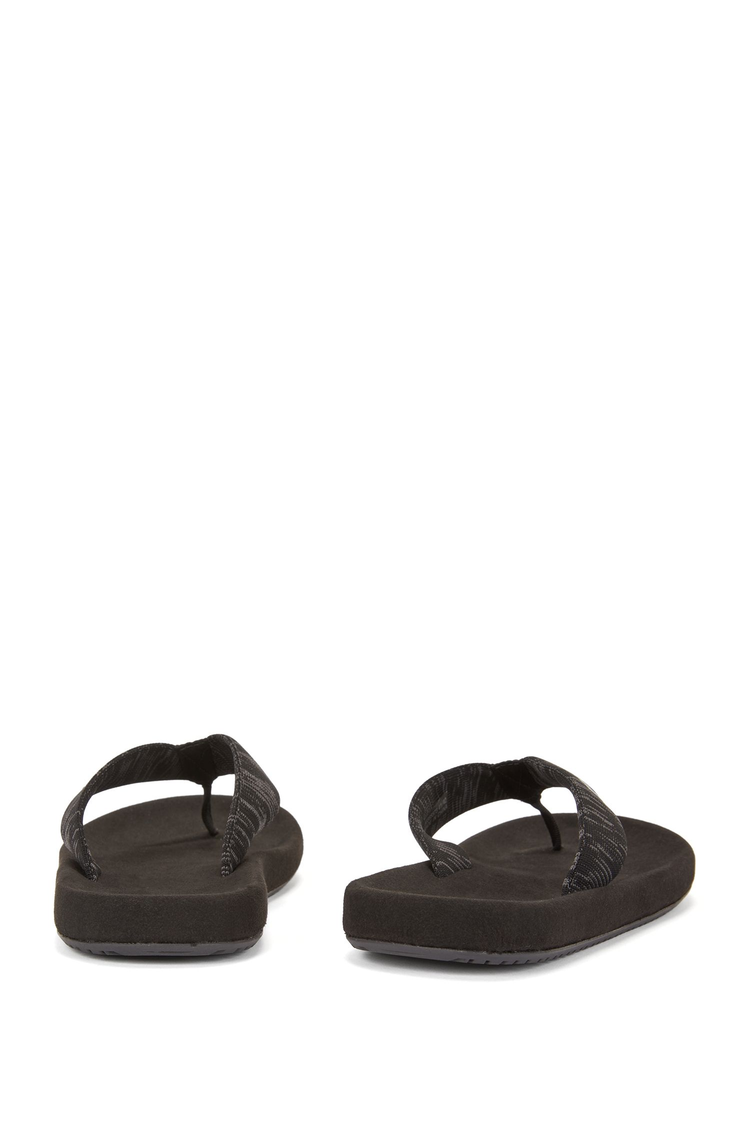 Knit Thong Sandal | Shoreline Thng Knit
