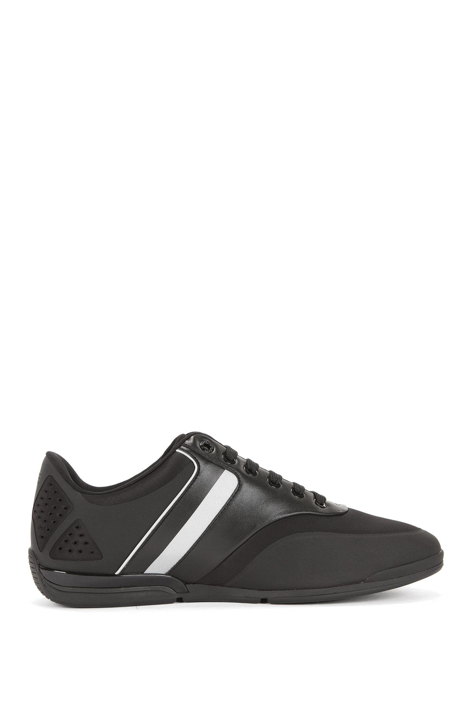 Vegan Leather Sneaker | Saturn Lowp Neo