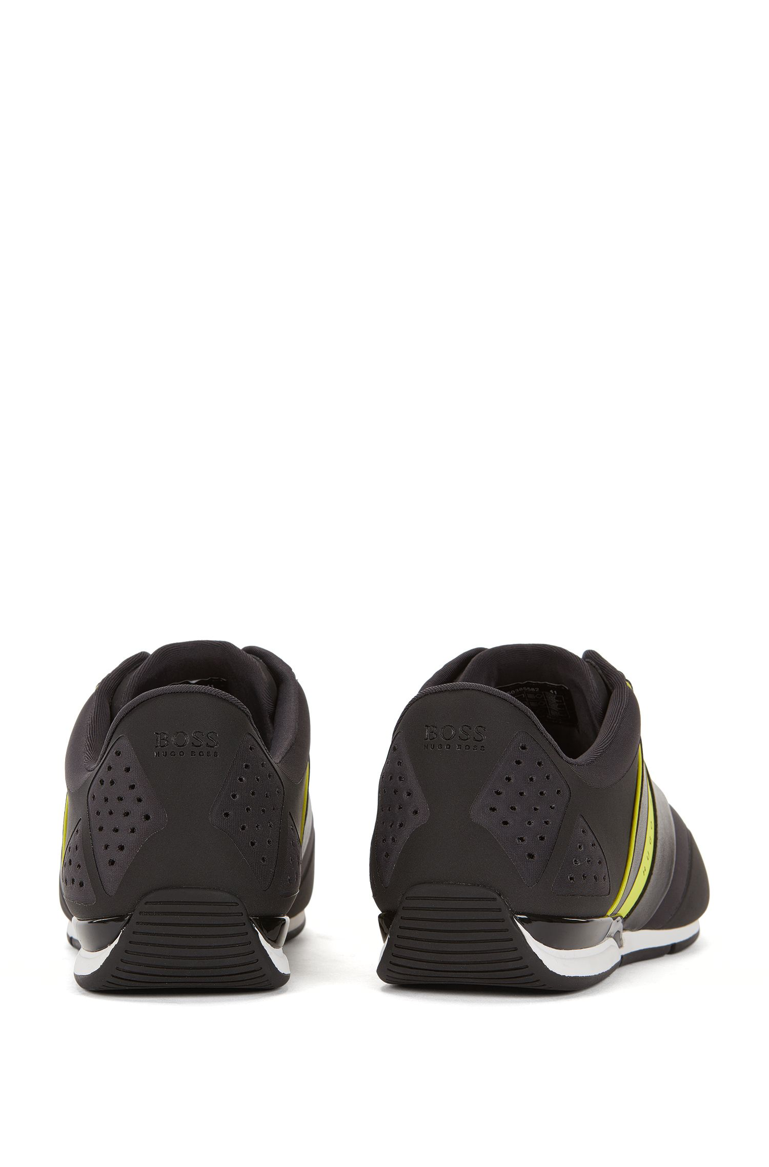 Leather Sneaker   Saturn Lowp Neo