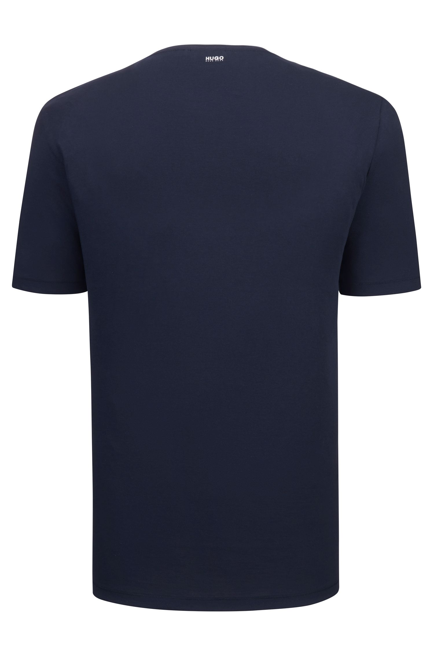 Cotton T-Shirt | Dails, Dark Blue