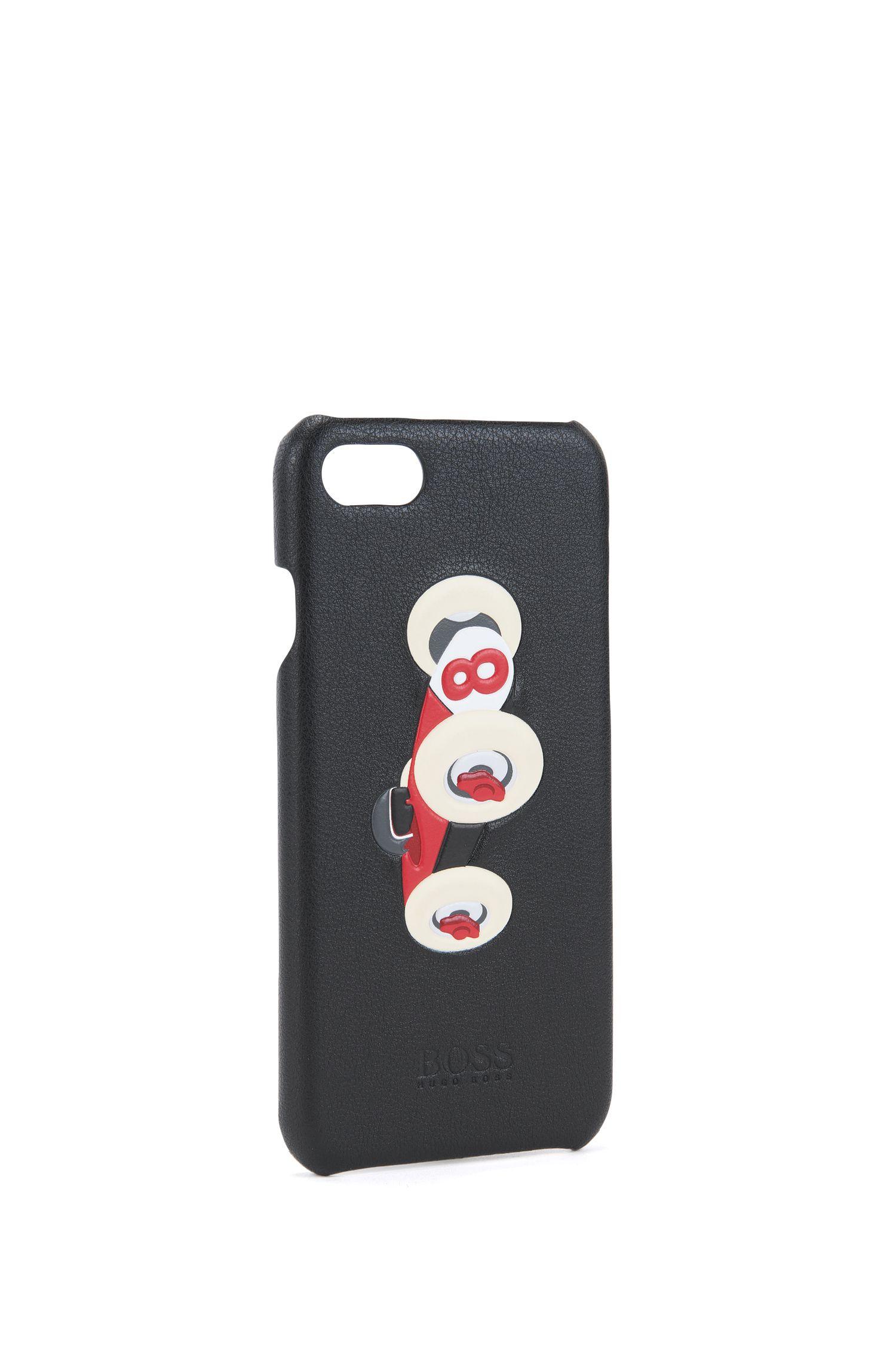 Racecar Leather iPhone 7 Case | HB Road Phone 7