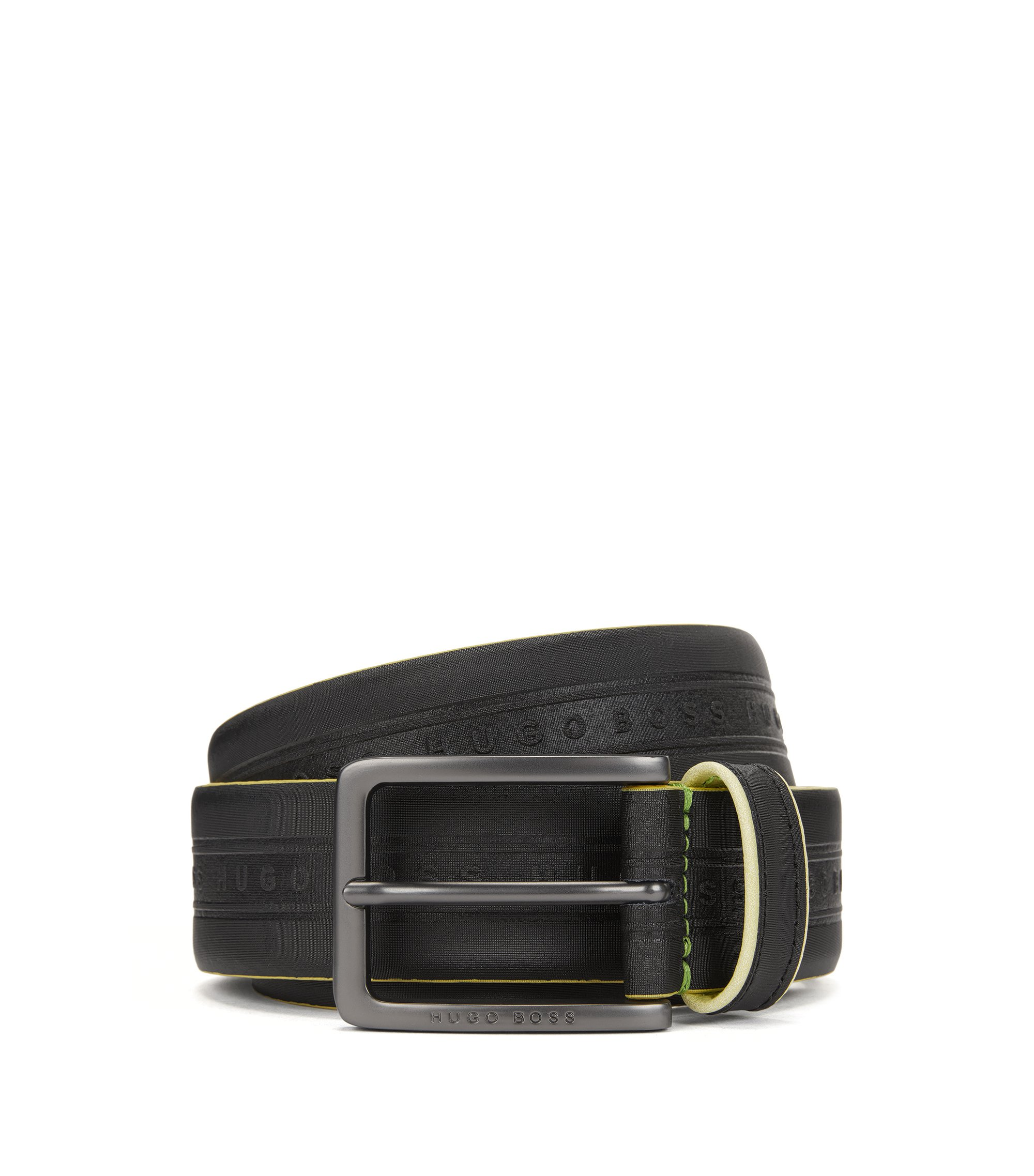 Leather Belt | Tedy , Black