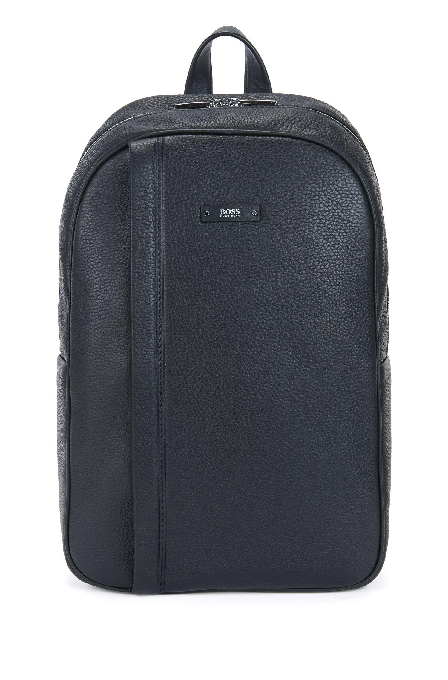 Leather Backpack | Traveller Backp N