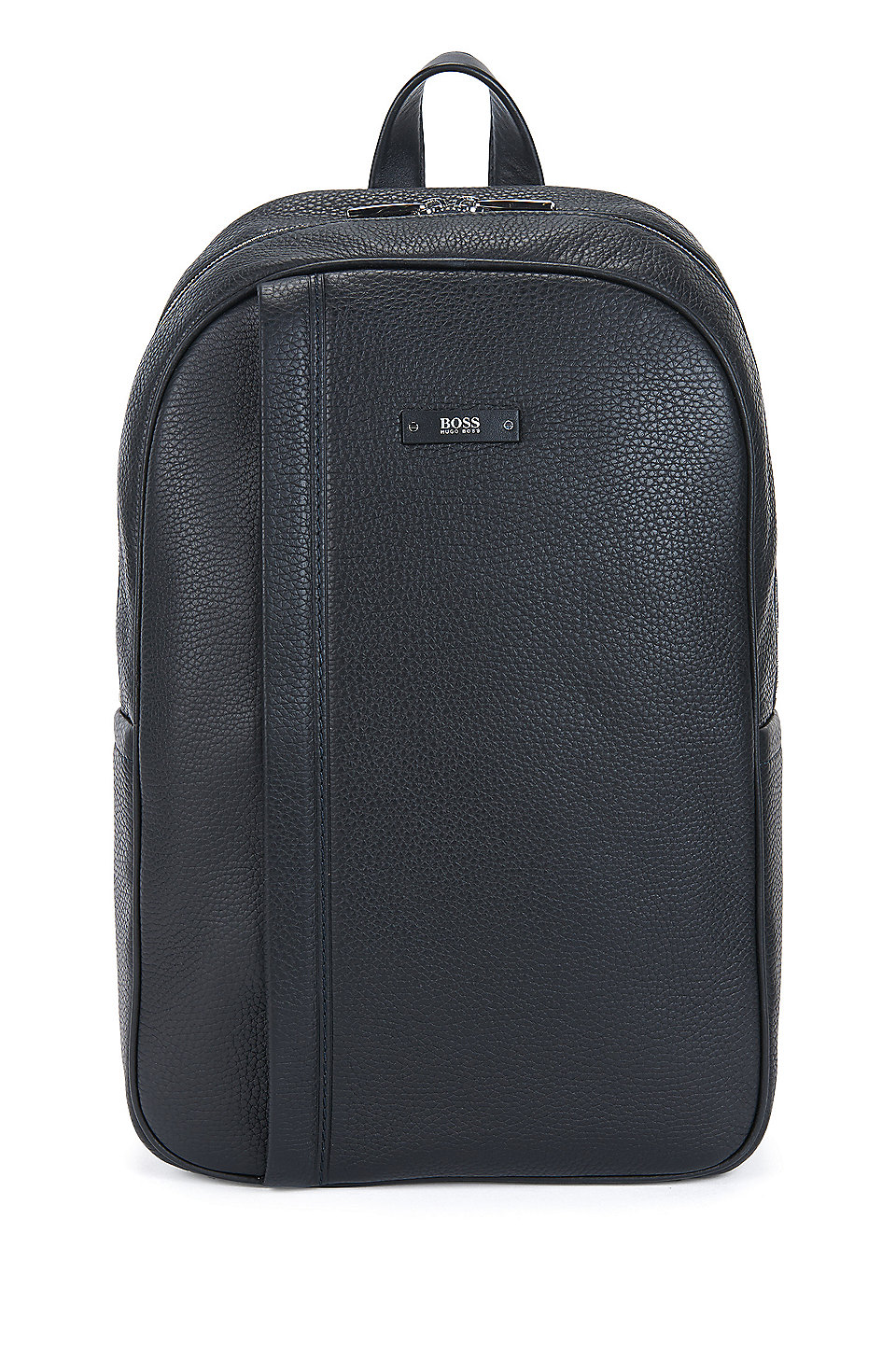 Boss Leather Backpack Traveller Backp N