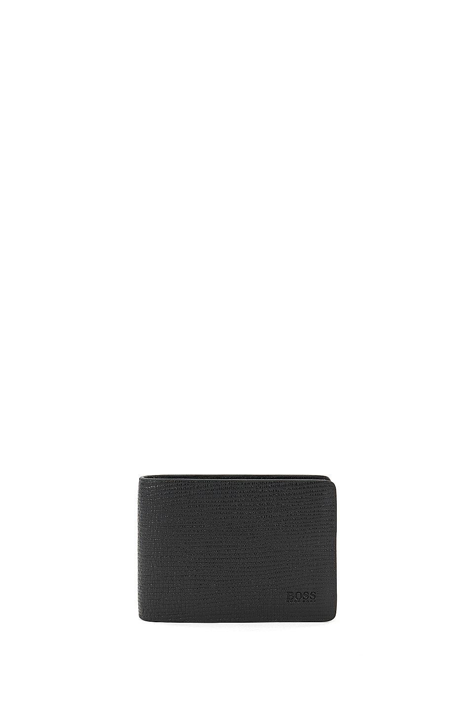 BOSS - Leather Billfold Wallet  eb335d208dd