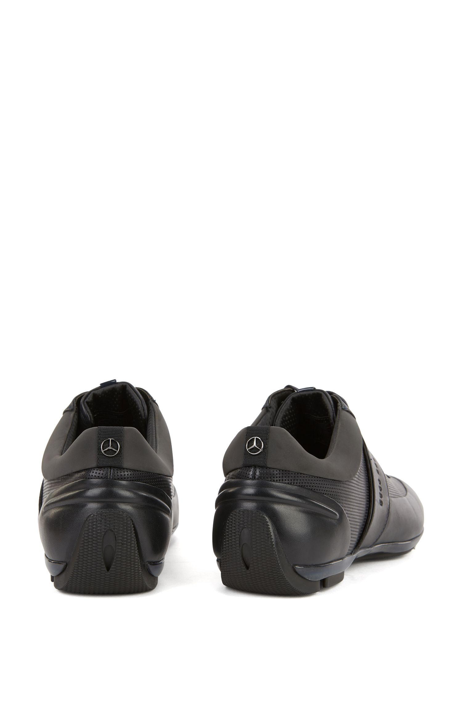 Leather Sneaker | Sporty Lowp Mbpr