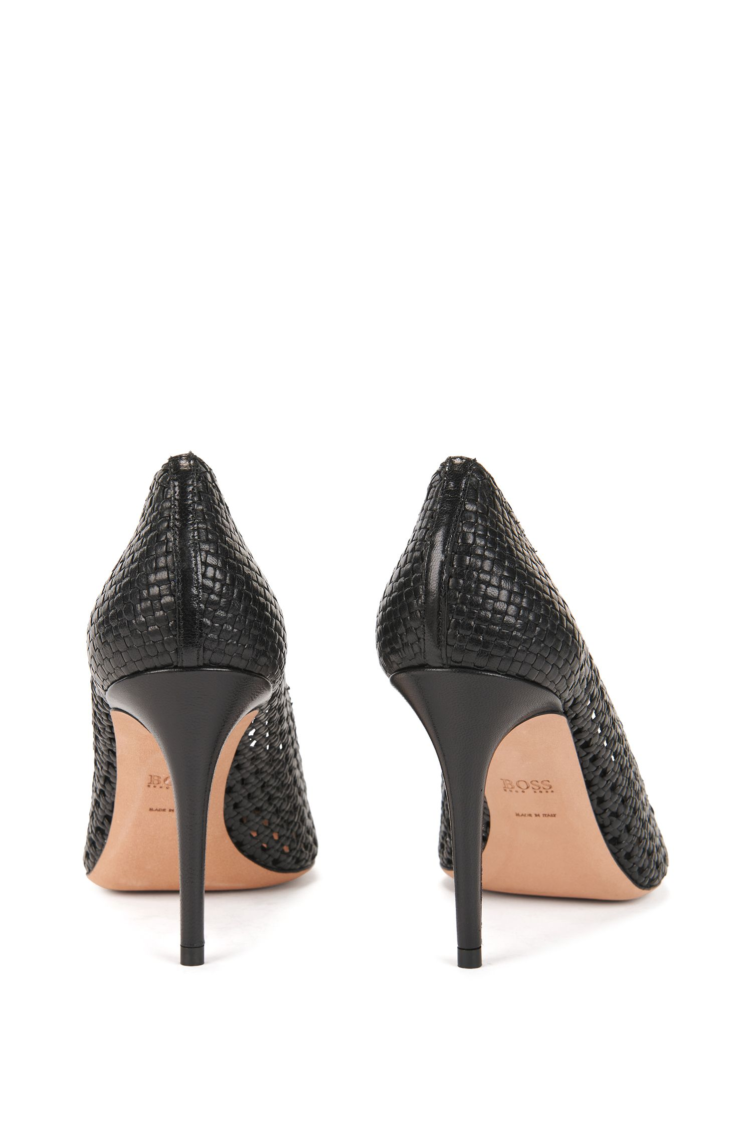 Leather Pump | Eddie Pump