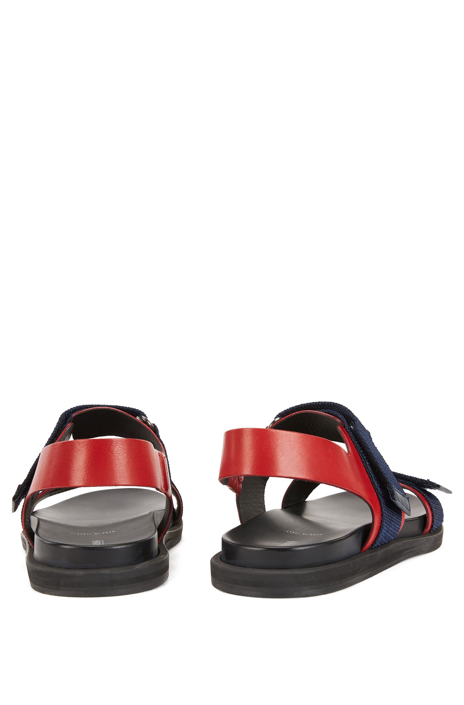 Leather Sandal | Hamptons Sand Vlmx