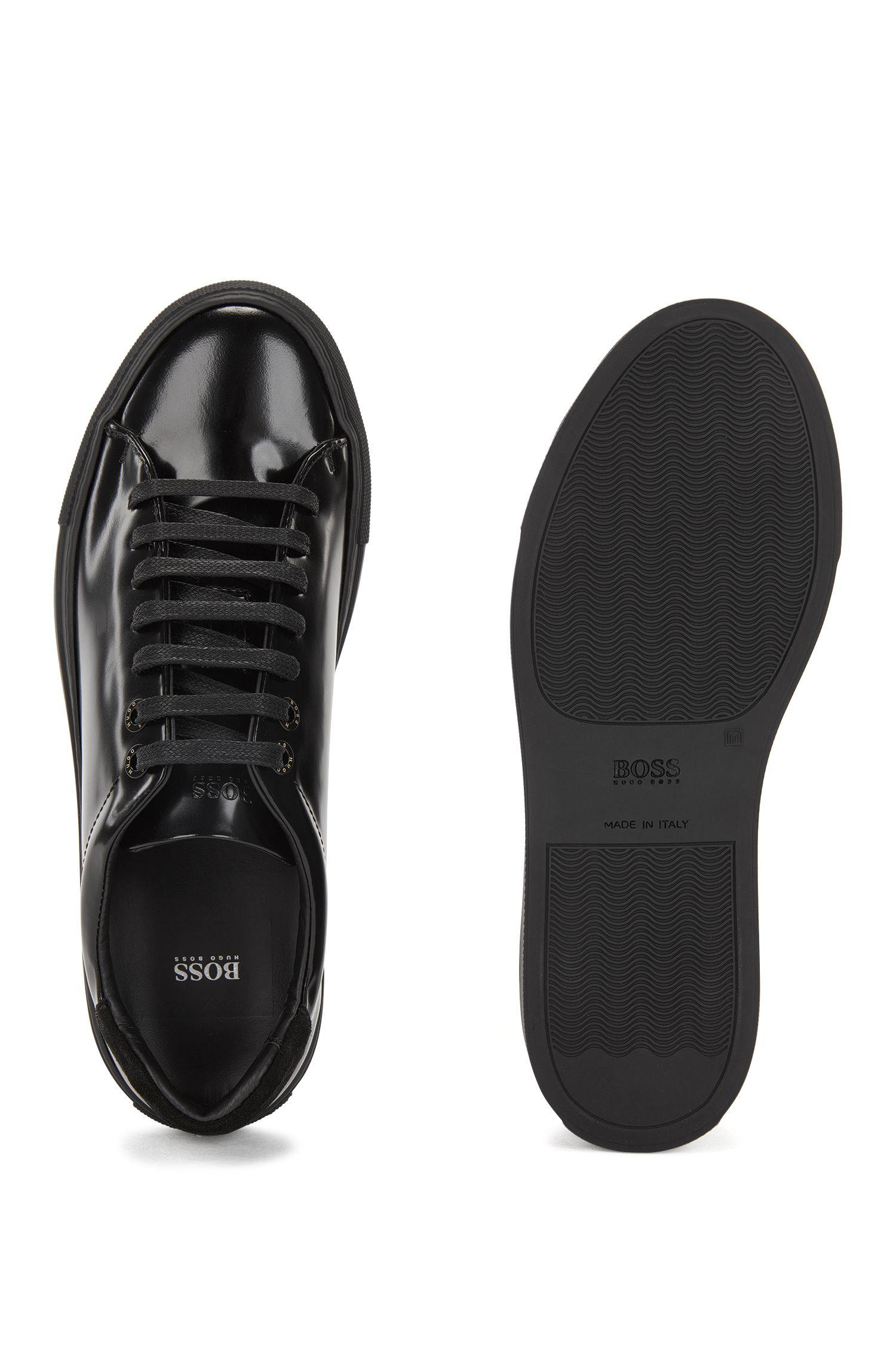 Leather Sneaker | Tenn Low Cut BB