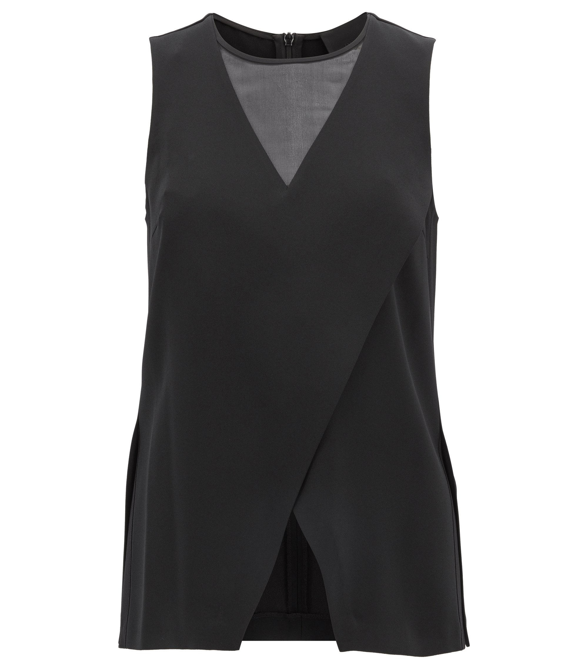 Asymmetrical Top | Ilarana BE, Black