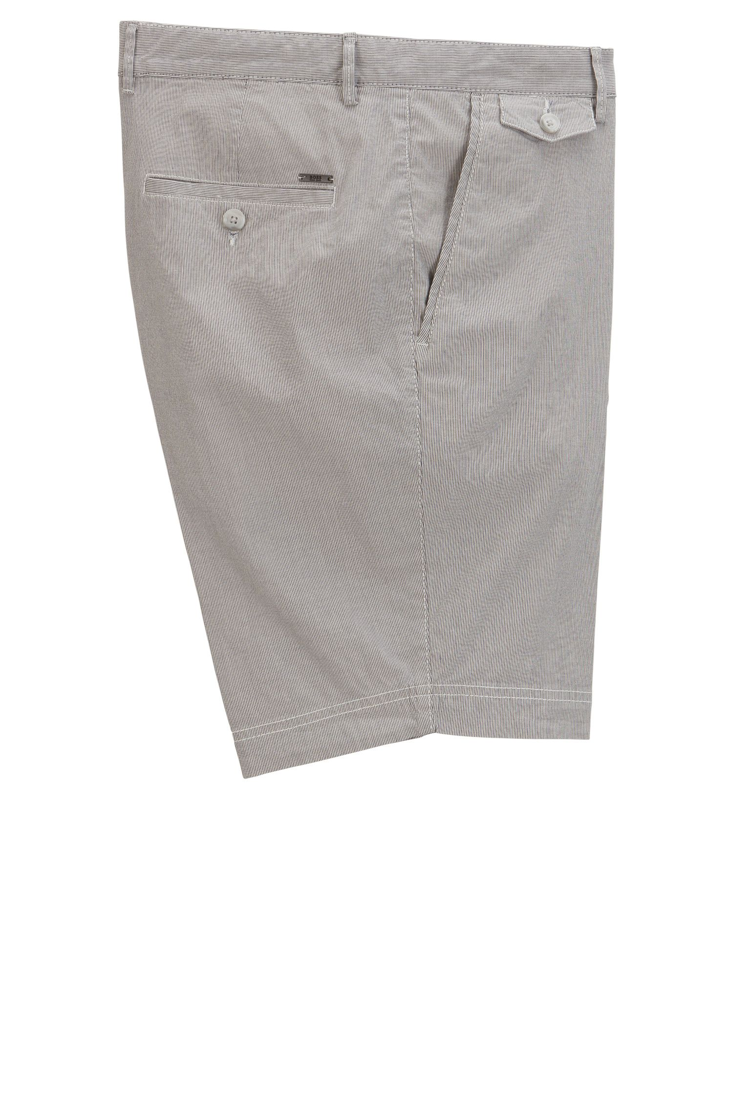 Stretch Gabardine Short, Regular Fit | Crigan Short P W