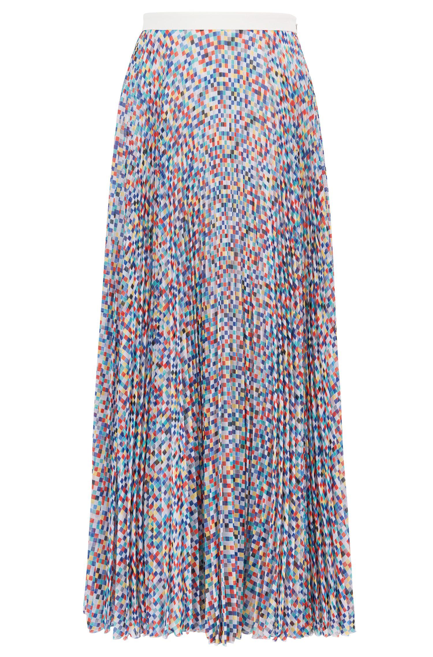 Plisse Skirt | Valaya GC