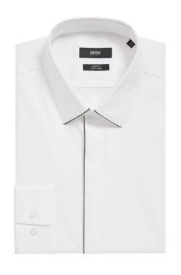 752f5de57 Mens Casual Shirts - Long and Short Sleeve Casual Shirts | Hugo Boss