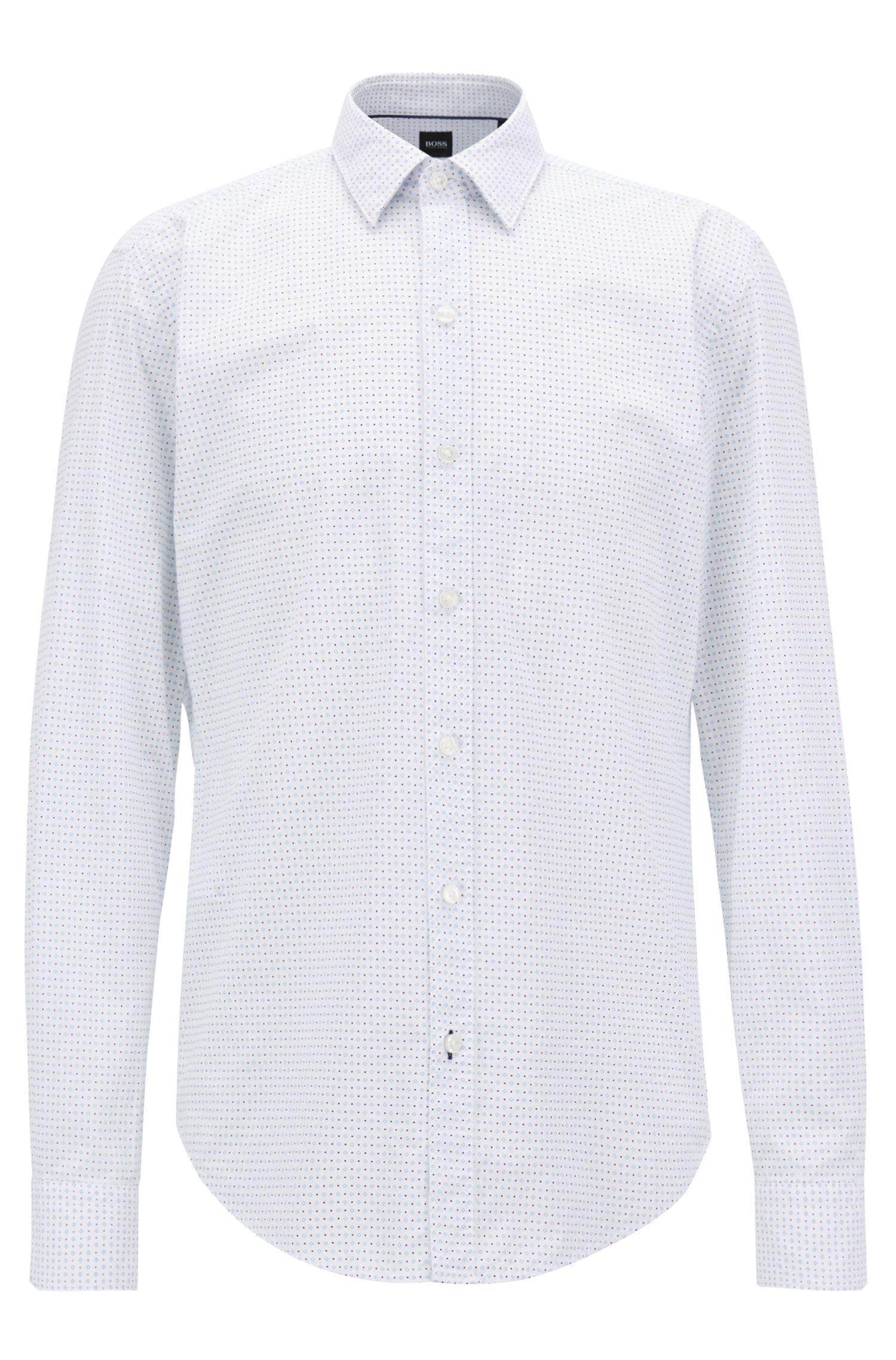 Soft Cotton Shirt, Sharp Fit | Robbie