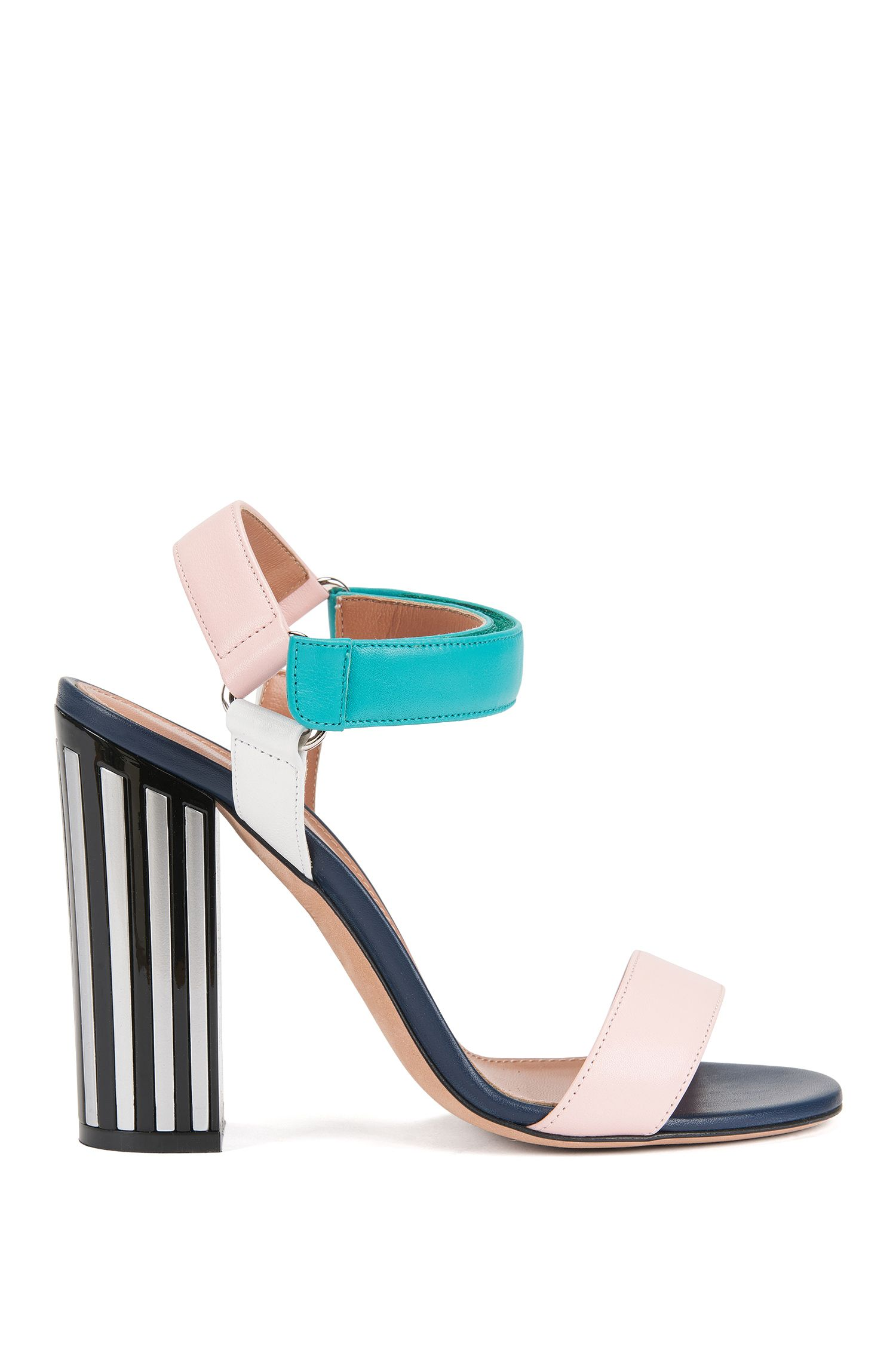 Gallery Collection Italian Leather Sandal   Sandal 100 GC