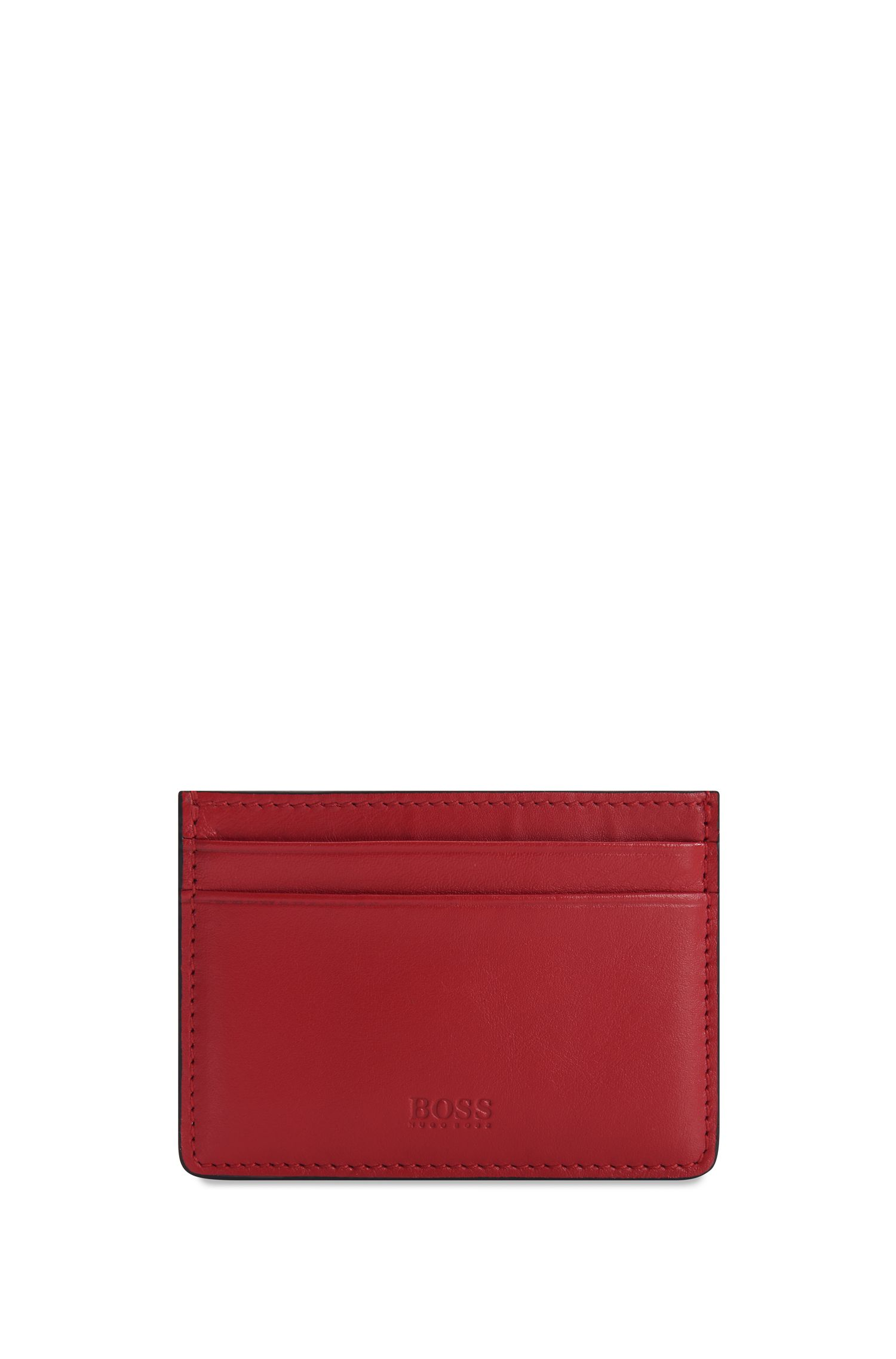 Lunar New Year Leather Cardholder | Holidays, Red