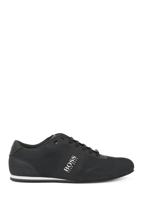 Free Shipping Pay With Paypal High Quality Online BOSS Hugo Boss Low-top sneakers one-piece mesh uppers 11 Grey Cheap Sale Websites Outlet Locations Cheap Price Cheap Sast tt7CPMdMH