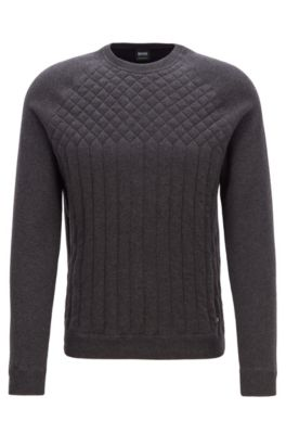 Men S Sweaters And Cardigans Hugo Boss