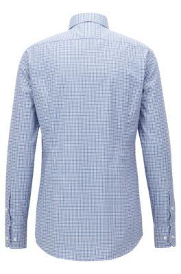 8786c9fab Mens Casual Shirts - Long and Short Sleeve Casual Shirts | Hugo Boss