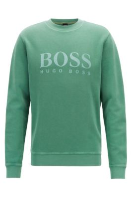 fe4092d52ad BOSS | Sweatshirts for Men | BOSS Orange/BOSS Green is now BOSS