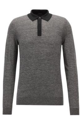 b99198e5ce95 HUGO BOSS sweaters for men