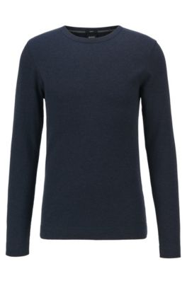 0a50941b Men's long sleeve T-shirts | Hugo Boss