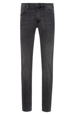 discount fast delivery huge selection of Skinny-fit jeans in mid-gray stretch denim
